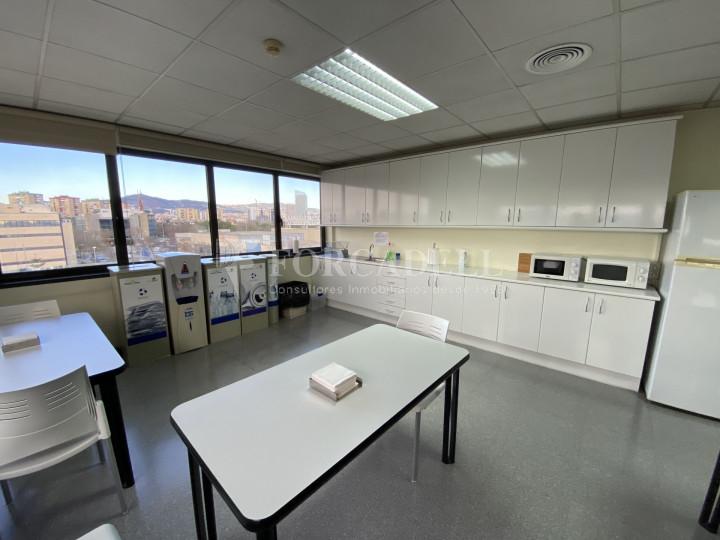 Edifici corporatiu en el lloguer de 3.654 m² - Hospitalet de Llobregat, Barcelona  7