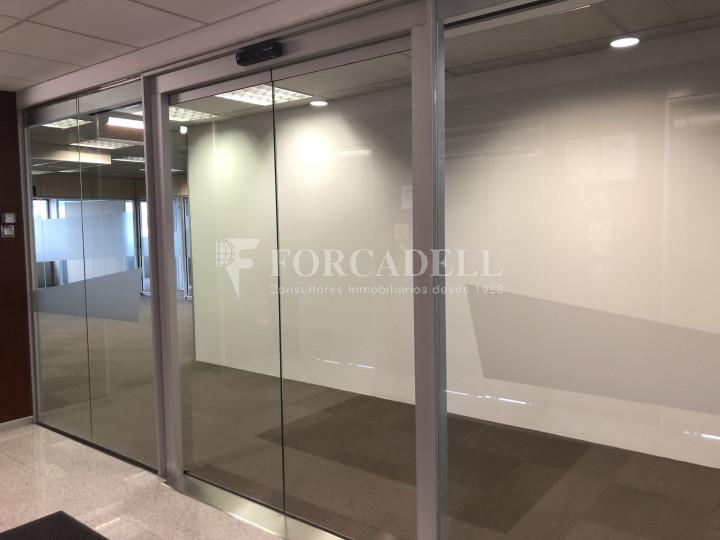 Oficina con vistas panorámicas en alquiler en la Torre d'Ara Premium. Mataró. 15
