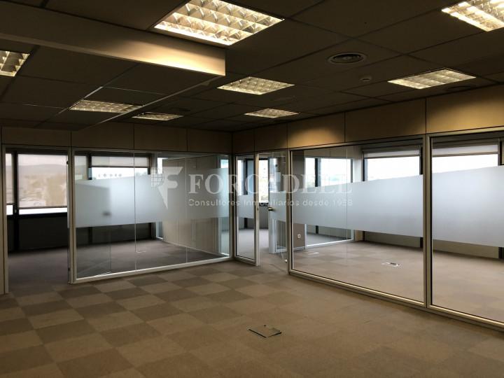 Oficina con vistas panorámicas en alquiler en la Torre d'Ara Premium. Mataró. 16