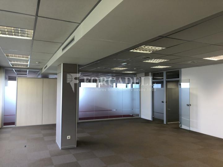 Oficina con vistas panorámicas en alquiler en la Torre d'Ara Premium. Mataró. 9