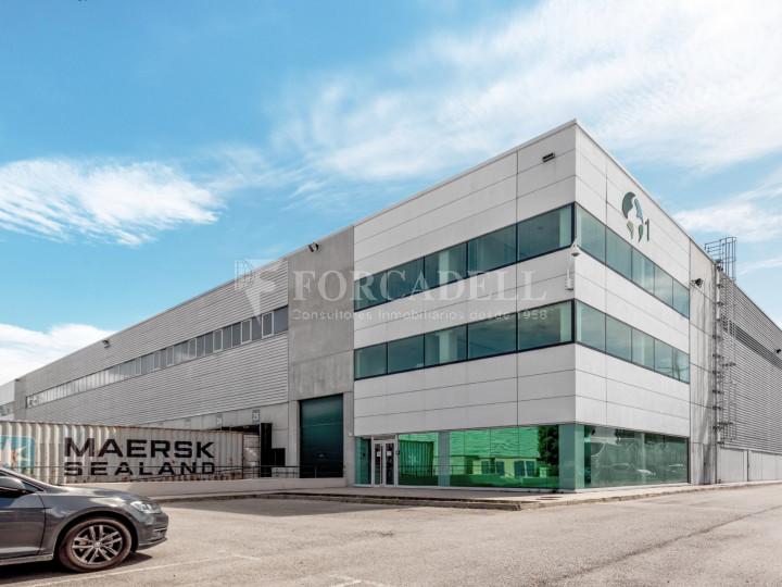 Nave logística en alquiler de 10.260 m² - Sant Boi de Llobregat, Barcelona 1
