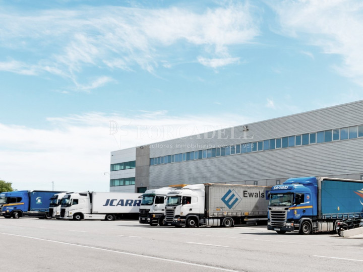 Nave logística en alquiler de 10.260 m² - Sant Boi de Llobregat, Barcelona 13
