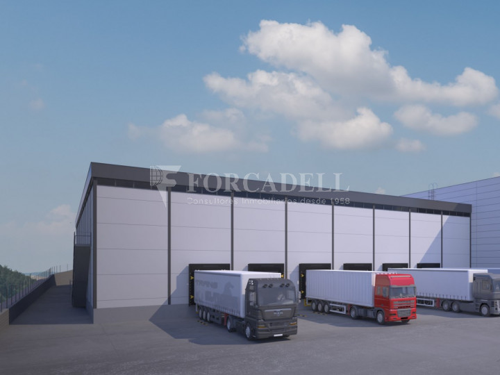 Nau logística en lloguer de 7.950 m² - Granollers, Barcelona 2