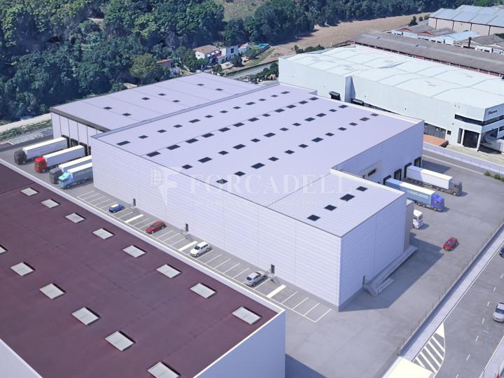 Nau logística en lloguer de 7.950 m² - Granollers, Barcelona 4