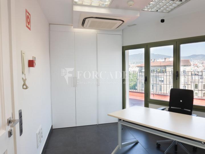 Oficina en lloguer a l'emblemàtic Passeig de Gràcia. Barcelona 8