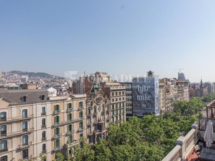 Oficina en lloguer a l'emblemàtic Passeig de Gràcia. Barcelona 12