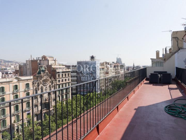 Oficina en lloguer a l'emblemàtic Passeig de Gràcia. Barcelona 2