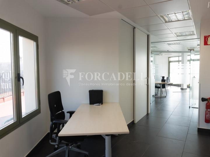 Oficina en lloguer a l'emblemàtic Passeig de Gràcia. Barcelona 20