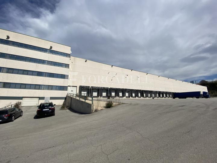 Nau logística en lloguer de 20.342 m² - Barberà de Vallès, Barcelona 1