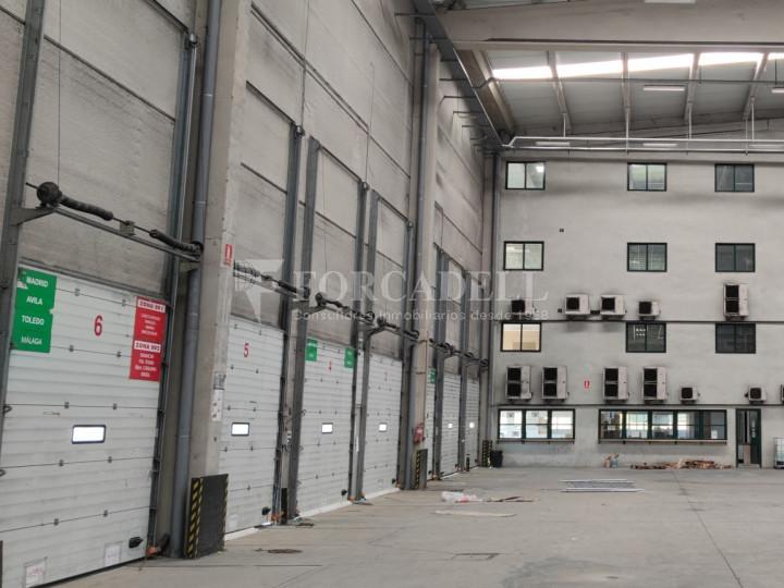 Nau logística en lloguer de 20.342 m² - Barberà de Vallès, Barcelona 4