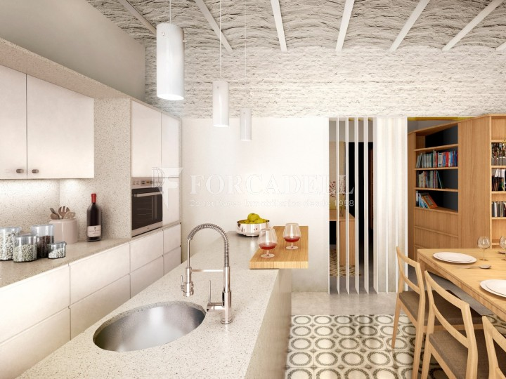 piso en venta en av diagonal de barcelona. ref v16566 - forcadell