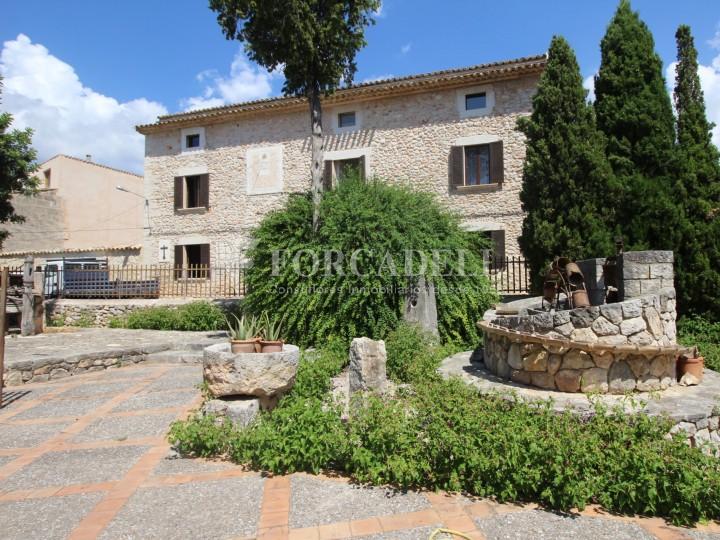 Casa del s xvii en lloseta pm cv 159 forcadell residencial - Busco trabajo en palma de mallorca ...