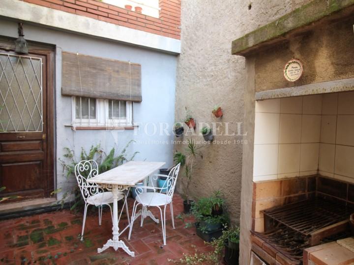 Casa en can caralleu de origen con encanto r stico en sarri barcelona ref v18168 forcadell - Pisos en sarria barcelona ...