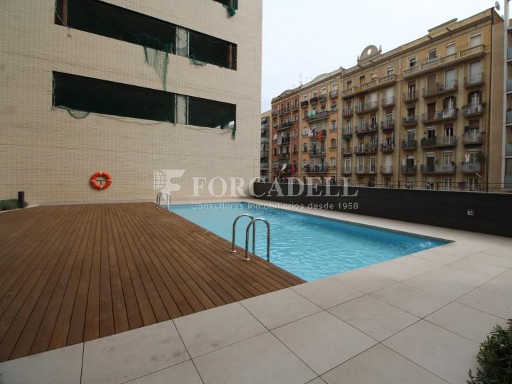 Atractivo piso de obra nueva en la calle bac de roda de - Pisos en barcelona obra nueva ...