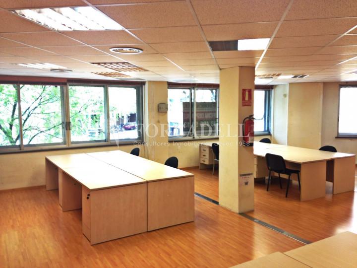 Oficina diàfana en venda en rendibilitat en edifici modern. C. Diputació. Barcelona. #5