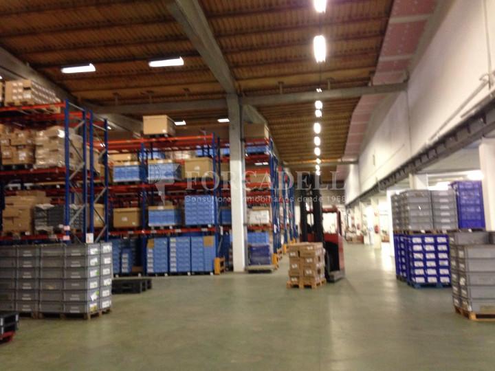 Nau industrial / logística en venda o lloguer d'7.200 m² - Sant Fruitós de Bagès, Barcelona  3