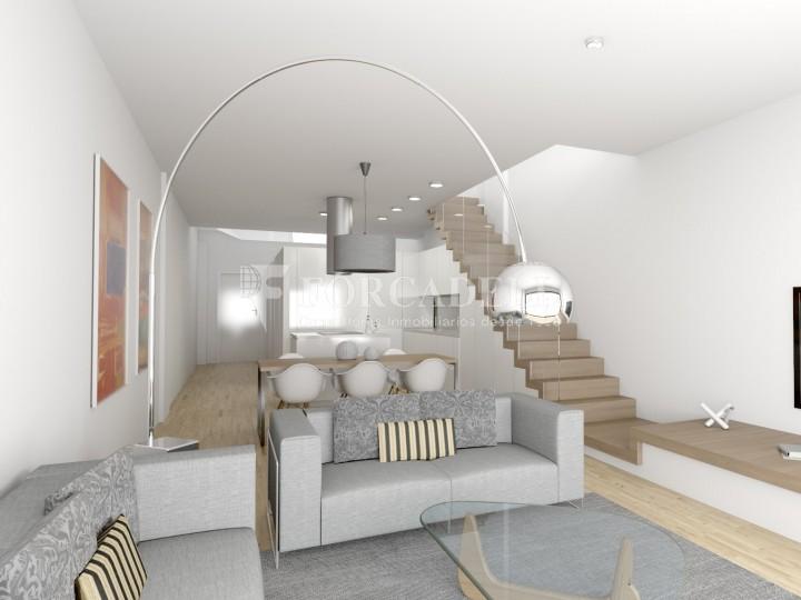Piso de obra nueva con piscina y 4 habitaciones en el for Pisos obra nueva barcelona