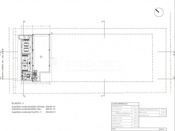Nau industrial en lloguer de 3.575 m² - Sant Joan Despi, Barcelona 12