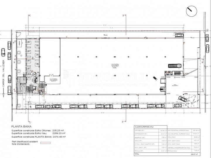 Nau industrial en lloguer de 3.575 m² - Sant Joan Despi, Barcelona 13