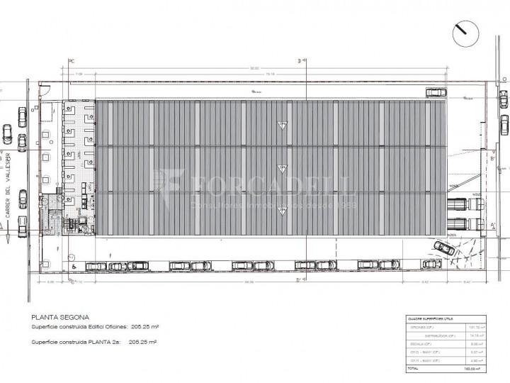 Nau industrial en lloguer de 3.575 m² - Sant Joan Despi, Barcelona 14