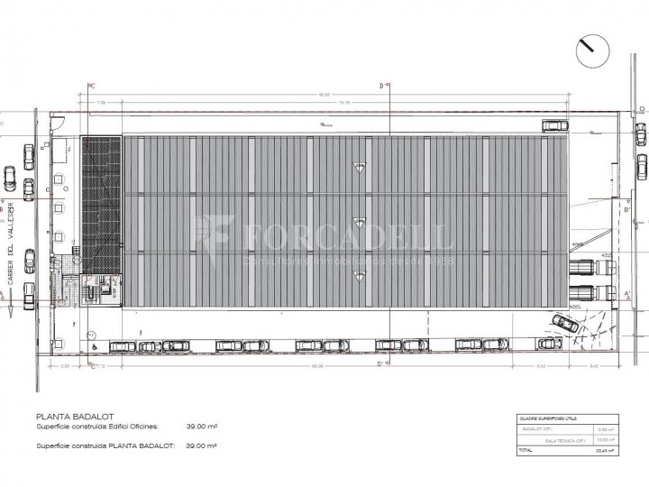 Nau industrial en lloguer de 3.575 m² - Sant Joan Despi, Barcelona 15