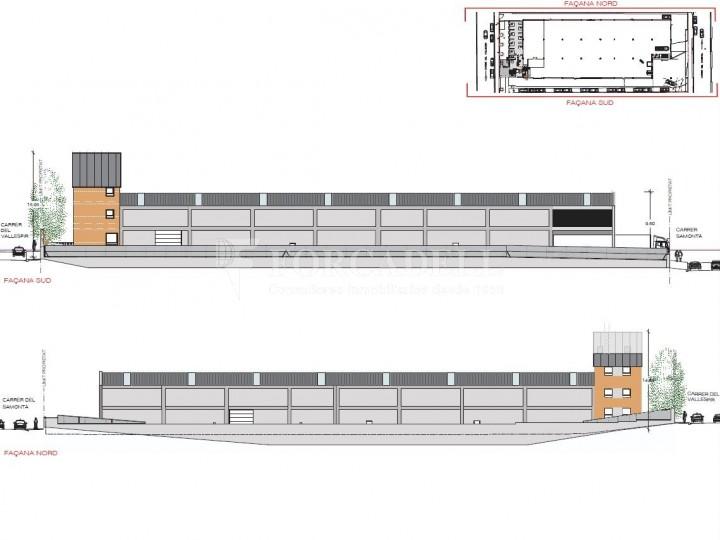 Nau industrial en lloguer de 3.575 m² - Sant Joan Despi, Barcelona 17