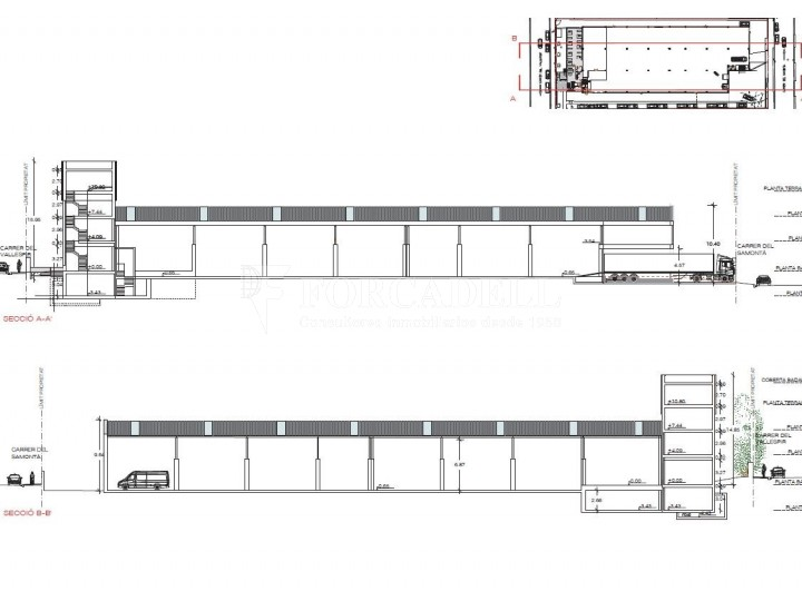 Nau industrial en lloguer de 3.575 m² - Sant Joan Despi, Barcelona 18
