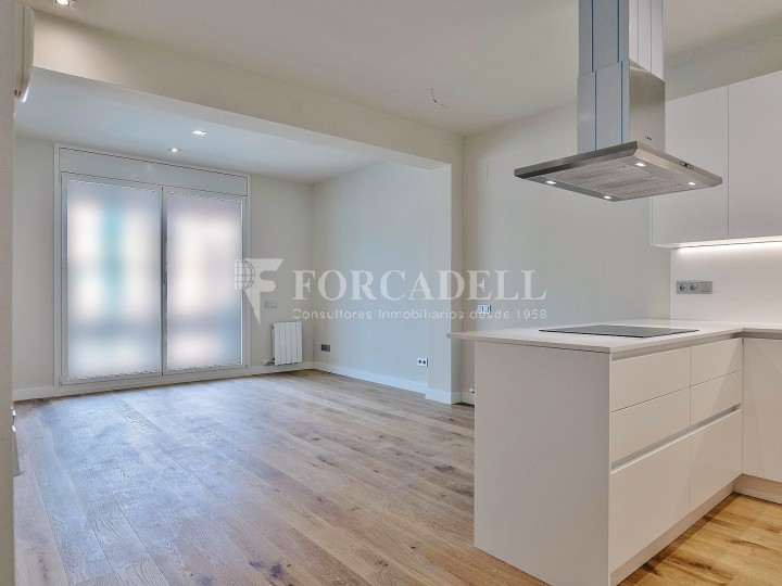 Flat in renovated building in Lleida street of Poble Sec. Barcelona. 5