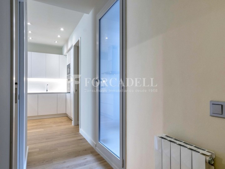Flat in renovated building in Lleida street of Poble Sec. Barcelona. 6