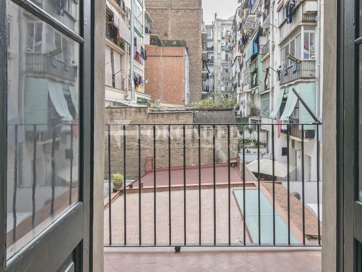 Pis de disseny a estrenar al Poble Sec de Barcelona. 19