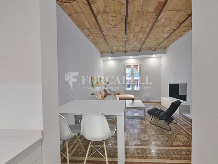 Pis de disseny a estrenar al Poble Sec de Barcelona. 7