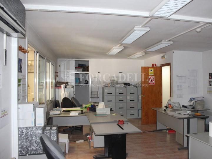Nau industrial en venda o lloguer d'1.545 m² - Sant Pere de Ribes, Barcelona.  #13
