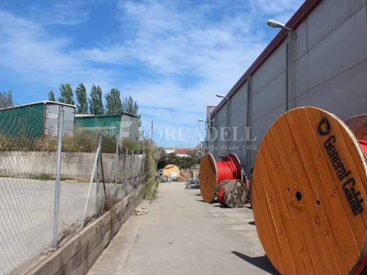 Nau industrial en venda o lloguer d'1.545 m² - Sant Pere de Ribes, Barcelona.  #17