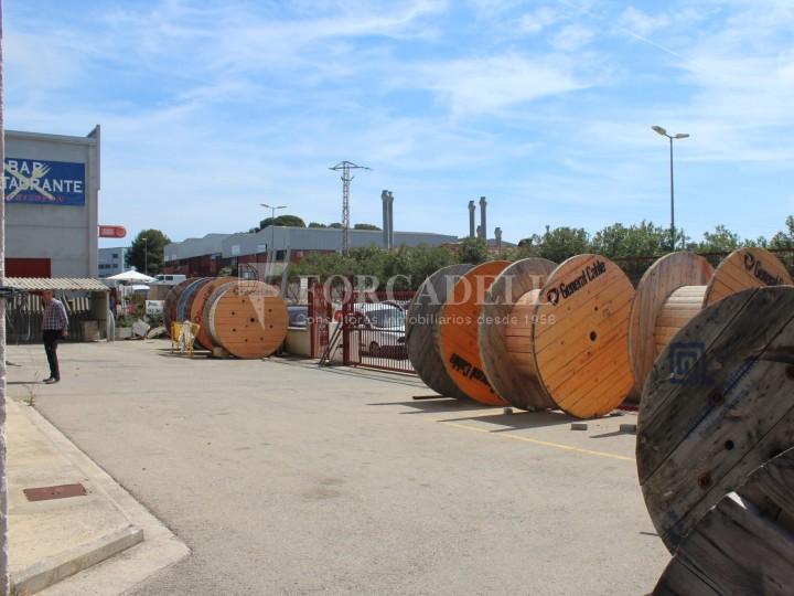 Nau industrial en venda o lloguer d'1.545 m² - Sant Pere de Ribes, Barcelona.  #18