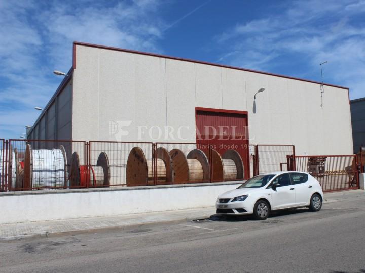 Nau industrial en venda o lloguer d'1.545 m² - Sant Pere de Ribes, Barcelona.  #21