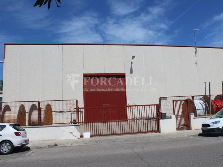 Nau industrial en venda o lloguer d'1.545 m² - Sant Pere de Ribes, Barcelona.  #22