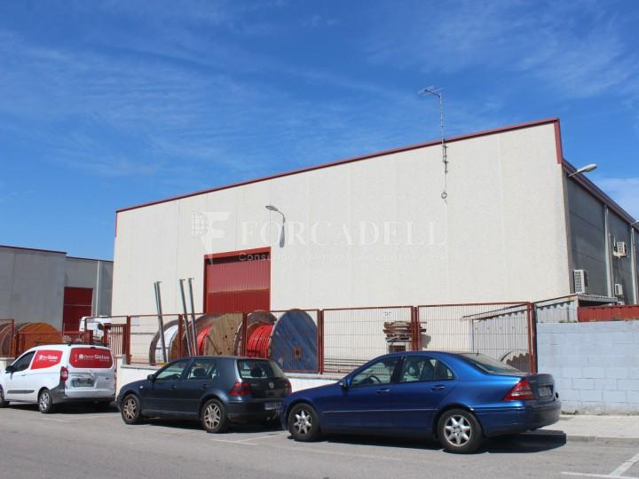 Nau industrial en venda o lloguer d'1.545 m² - Sant Pere de Ribes, Barcelona.  #23