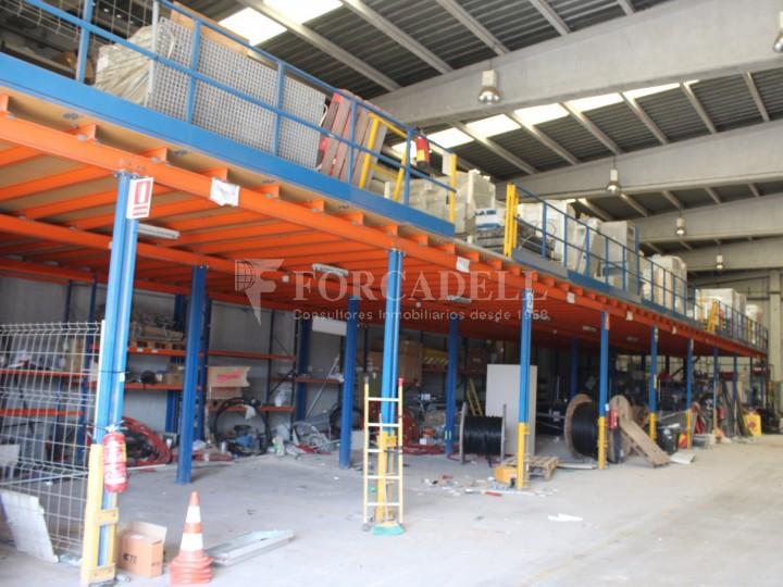 Nau industrial en venda o lloguer d'1.545 m² - Sant Pere de Ribes, Barcelona.  #4