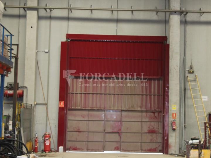 Nau industrial en venda o lloguer d'1.545 m² - Sant Pere de Ribes, Barcelona.  #5
