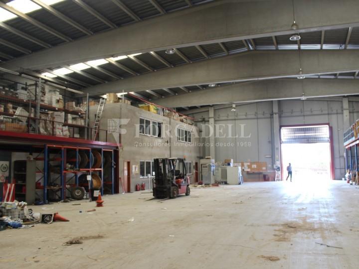 Nau industrial en venda o lloguer d'1.545 m² - Sant Pere de Ribes, Barcelona.  #7