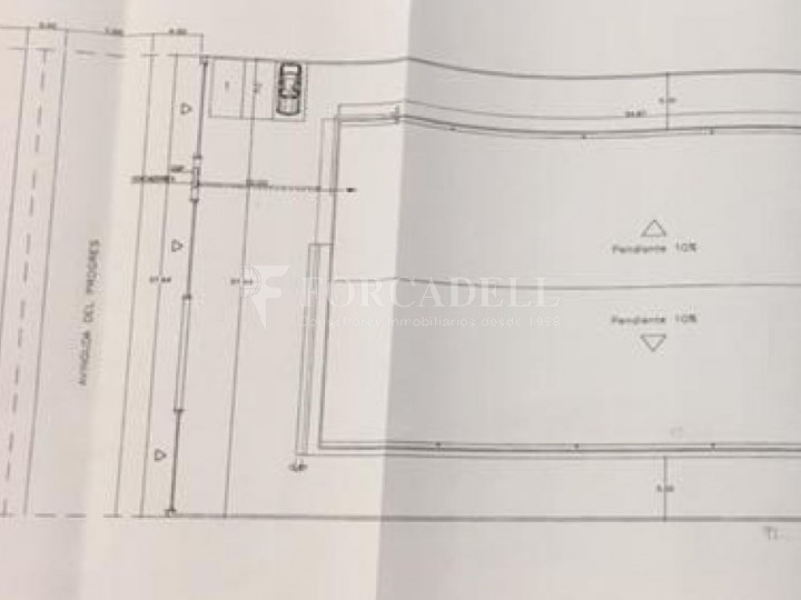 Nave logistica en venta de 2.100 m² - Viladecans. Barcelona  6