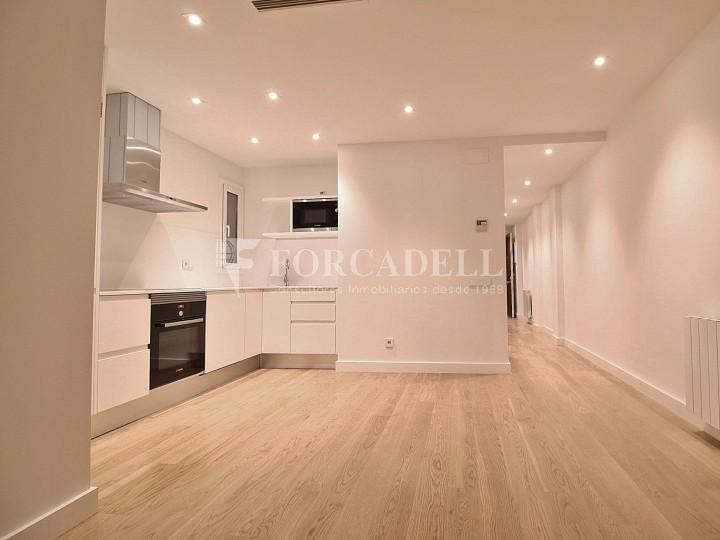 Fantàstics pisos a la venda, nous a estrenar, al barri de la Nova Esquerra de l'Eixample de Barcelona. Ref. V23401 4