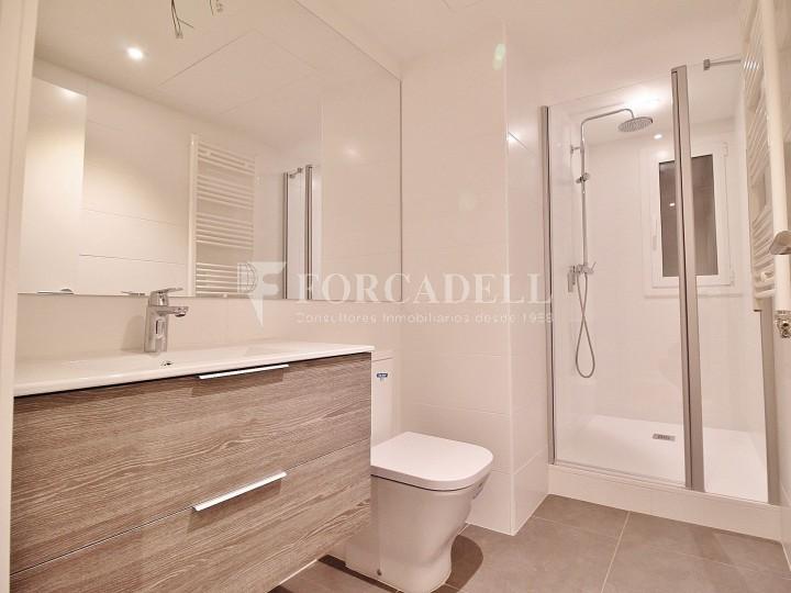 Fantàstics pisos a la venda, nous a estrenar, al barri de la Nova Esquerra de l'Eixample de Barcelona. Ref. V23401 5