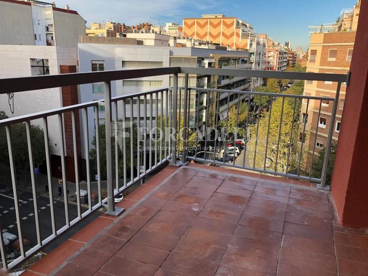 Piso nou a estrenar al barri de la Nova Esquerra de l'Eixample de Barcelona.  26