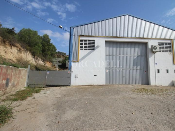 Nau industrial en venda de 820 m² - Granollers, Barcelona. #10