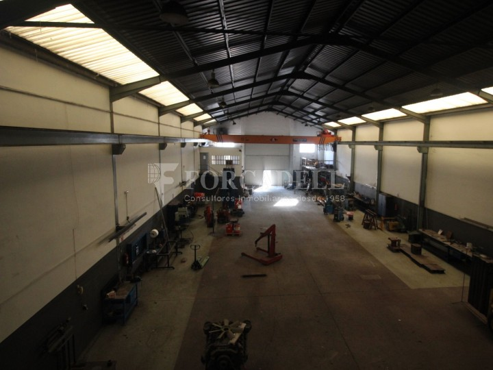 Nau industrial en venda de 820 m² - Granollers, Barcelona. #2