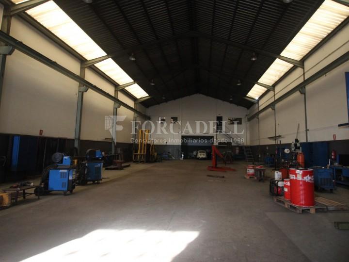 Nave industrial en venta de 820 m² - Granollers, Barcelona. #4