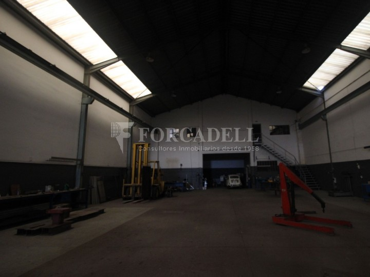 Nau industrial en venda de 820 m² - Granollers, Barcelona. #5