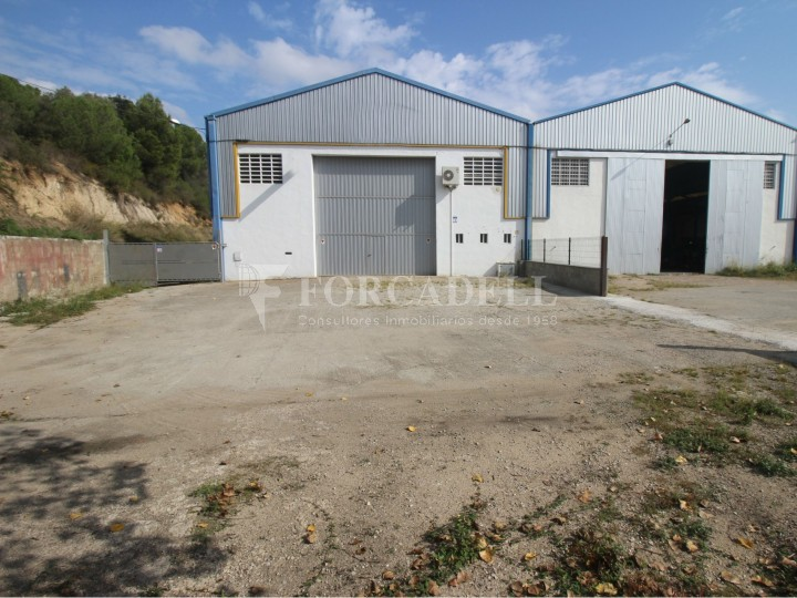 Nau industrial en venda de 820 m² - Granollers, Barcelona. #9