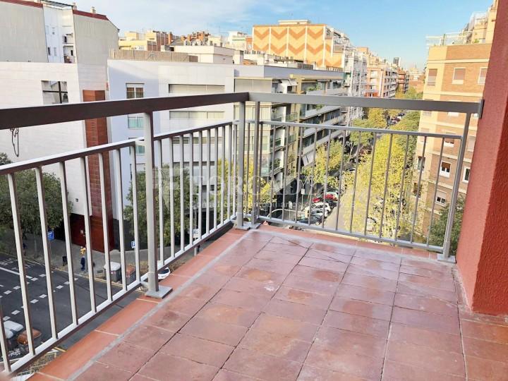Pisos a la venda nous a estrenar, al barri de la Nova Esquerra de l'Eixample de Barcelona. 14